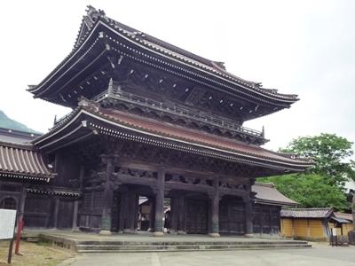 井波城_瑞泉寺