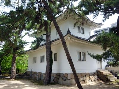 福山城_鏡櫓
