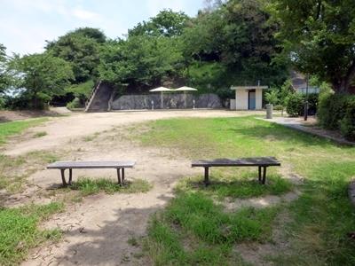 鞆城_本丸下段