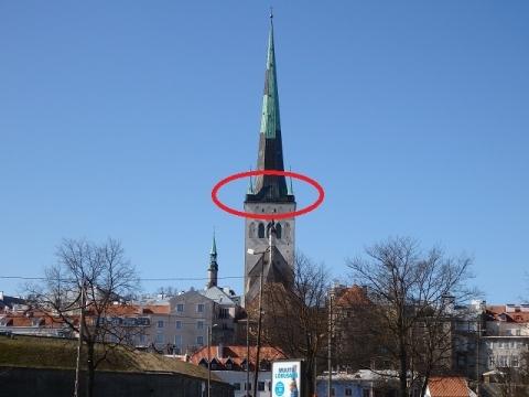 タリンの聖オレフ教会