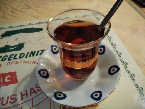 トルコ料理店ボスボラスハサンでディナー13