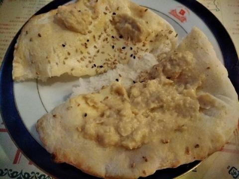 トルコ料理店ボスボラスハサンでディナー4