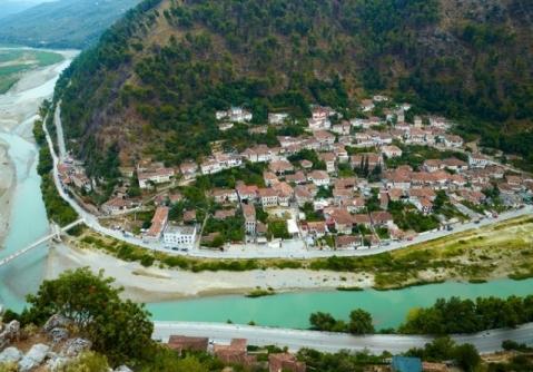 アルバニア-ベラト3