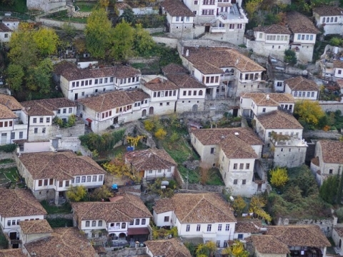 アルバニア-ベラト4