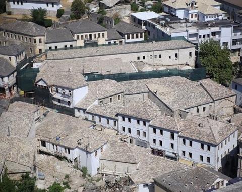 アルバニア-ジロカストラ1