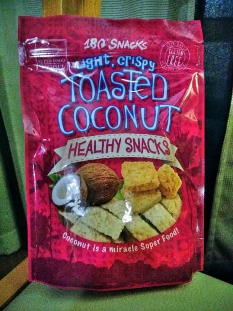 アメリカ製クリスピートーストココナッツ1