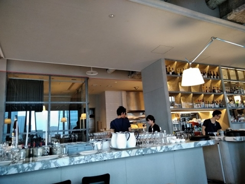 銀座のギリシャ料理レストラン APOLLO2