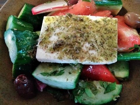 銀座のギリシャ料理レストラン APOLLO6