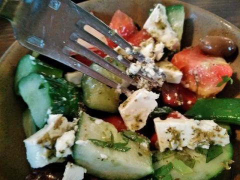 銀座のギリシャ料理レストラン APOLLO7