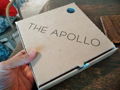 銀座のギリシャ料理レストラン APOLLO8