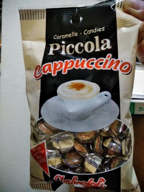 イタリア製ピッコラ カプチーノミニキャンディー1