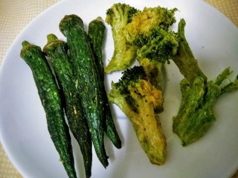 タイ製野菜チップス2
