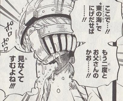 尾田栄一郎先生・ONE PIECE8