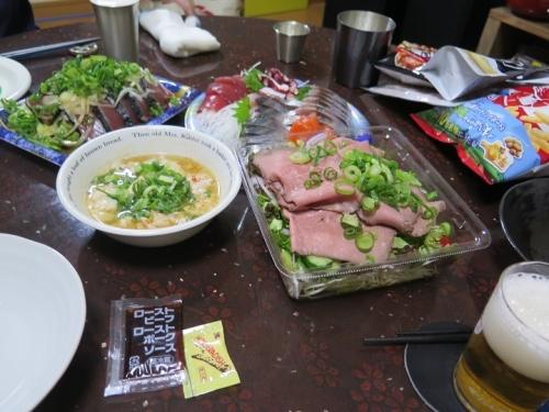 仙台の晩ご飯