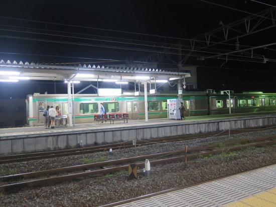 仙台 JR東北本線? 岩切駅