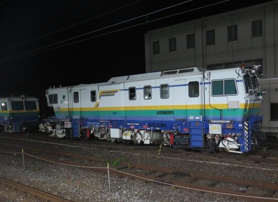 仙台 岩切駅 バラストレギュレーターKSP2002E-LP