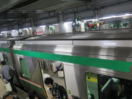 JR東北本線 仙台駅