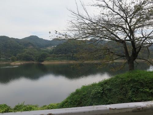 宮城県 釜房湖