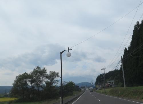 宮城県 丸い外灯
