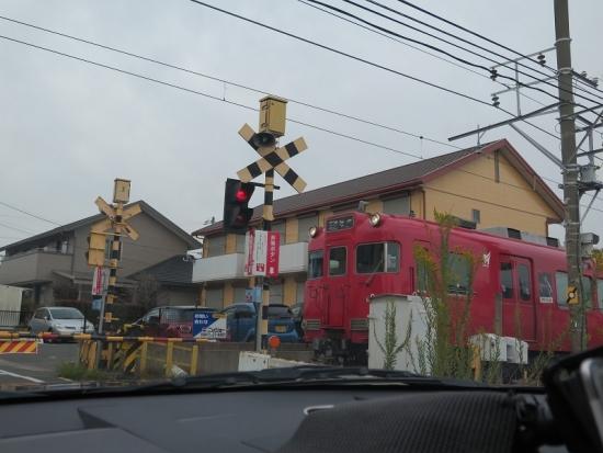 名鉄三河線 電車