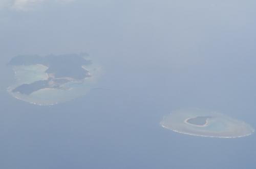 渡名喜島 入砂島