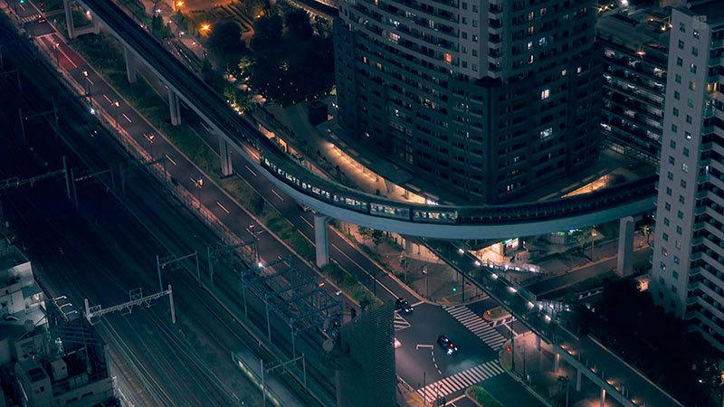 東京夜景(世界貿易センタービル・東京タワー)_03