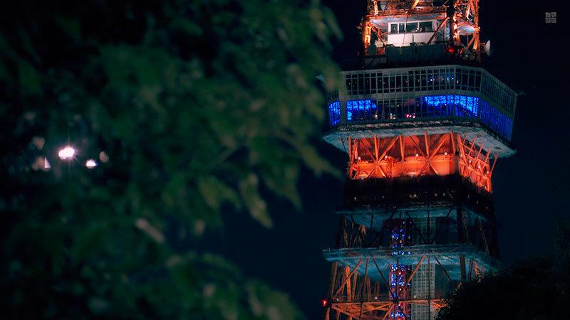 東京夜景(世界貿易センタービル・東京タワー)_04