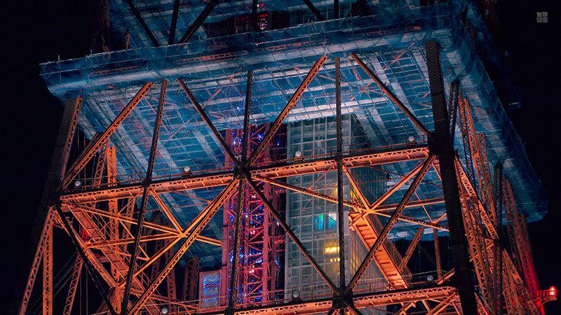 東京夜景(世界貿易センタービル・東京タワー)_05
