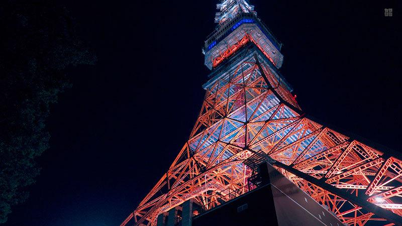 東京夜景(世界貿易センタービル・東京タワー)_08