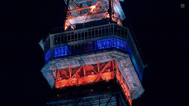 東京夜景(世界貿易センタービル・東京タワー)_10