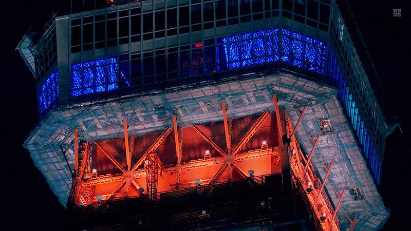 東京夜景(世界貿易センタービル・東京タワー)_11