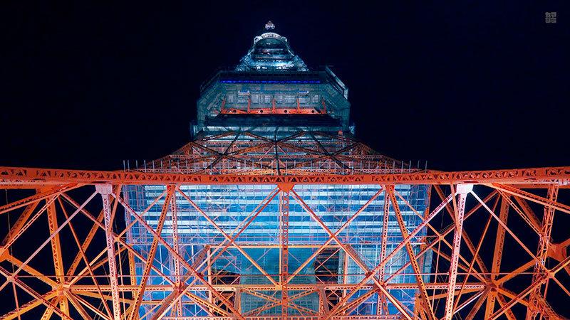 東京夜景(世界貿易センタービル・東京タワー)_12