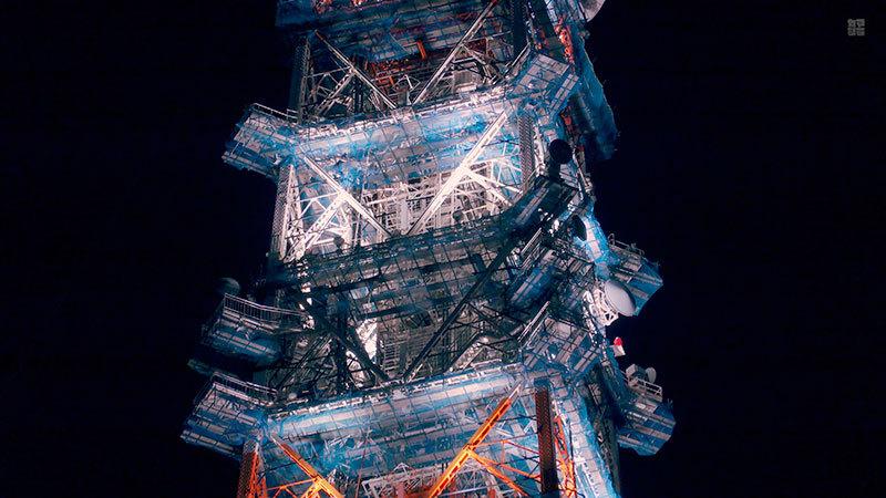 東京夜景(世界貿易センタービル・東京タワー)_13