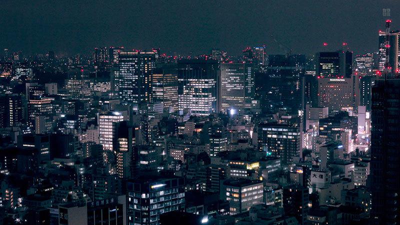 東京夜景(世界貿易センタービル・東京タワー)_16