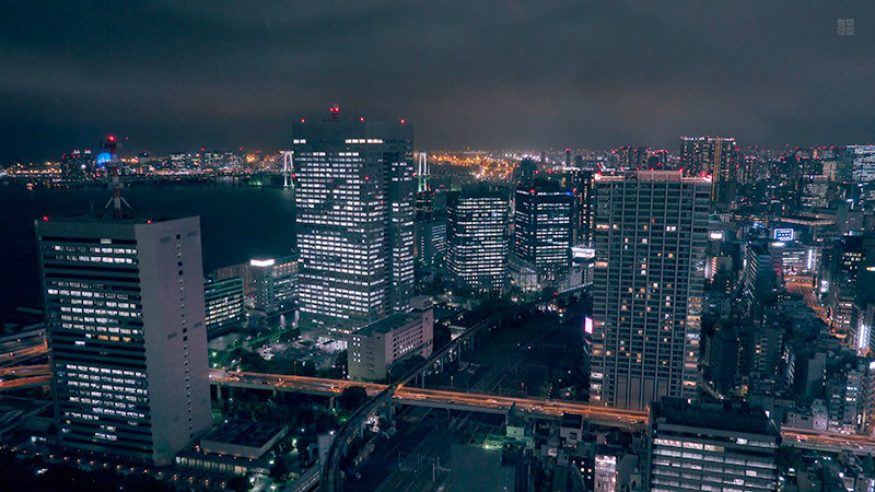 東京夜景(世界貿易センタービル・東京タワー)_18