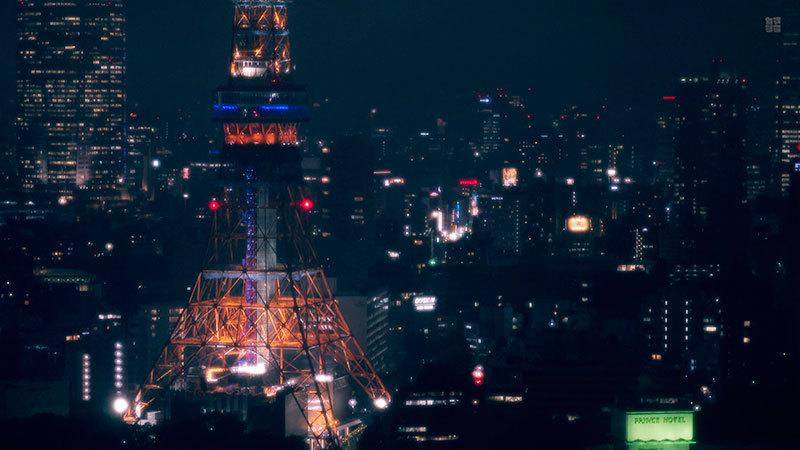 東京夜景(世界貿易センタービル・東京タワー)_19