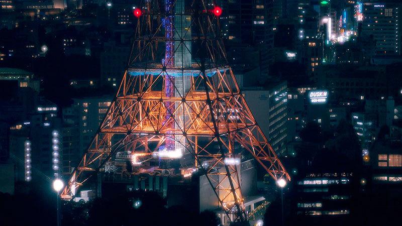 東京夜景(世界貿易センタービル・東京タワー)_20