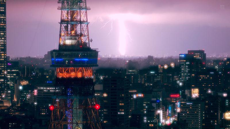 東京夜景(世界貿易センタービル・東京タワー)_21