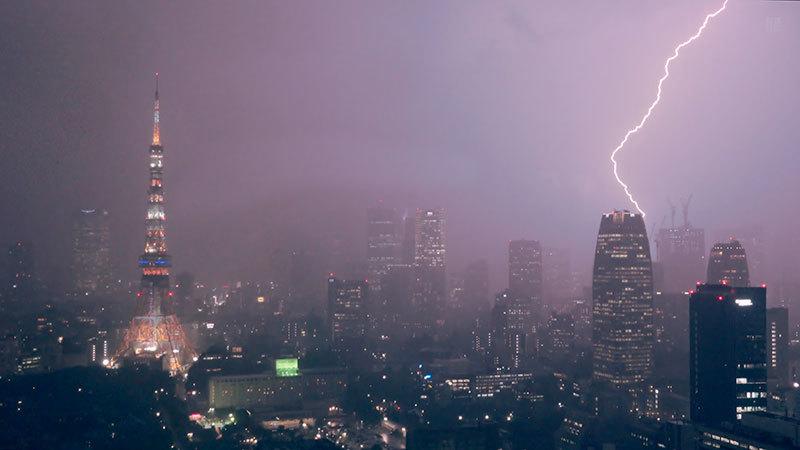 東京夜景(世界貿易センタービル・東京タワー)_25
