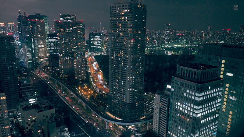 東京夜景(世界貿易センタービル・東京タワー)_27