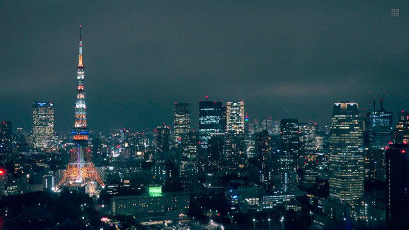 東京夜景(世界貿易センタービル・東京タワー)_28