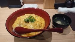名古屋コーチン鶏だし親子丼