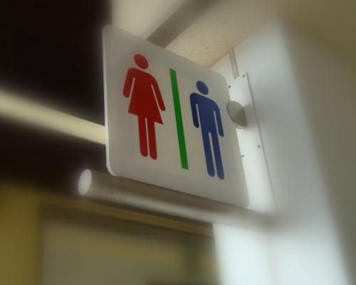 500 女子トイレ