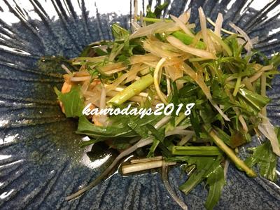 20180923_焼きサラダ