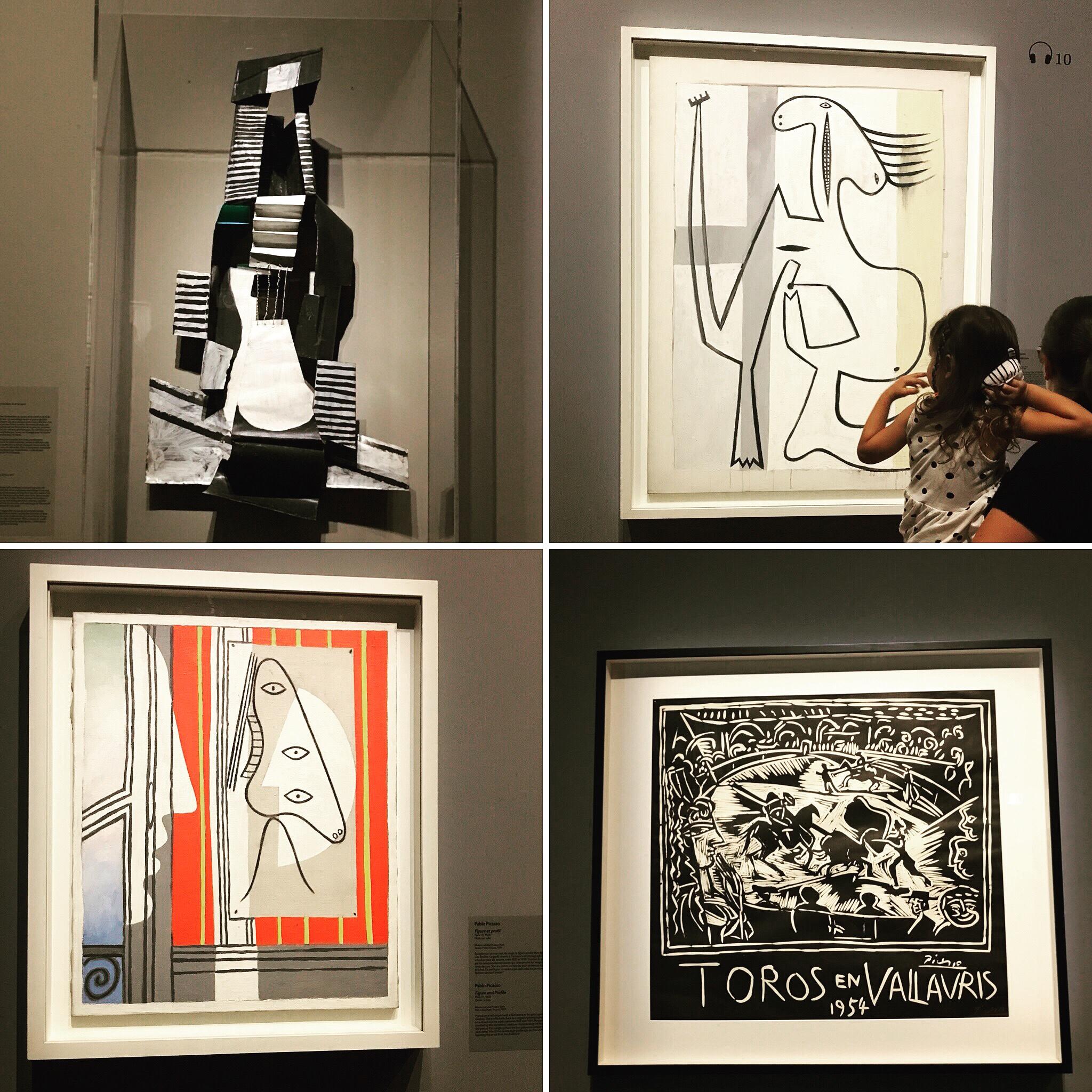 ピカソとアフリカンアート展。