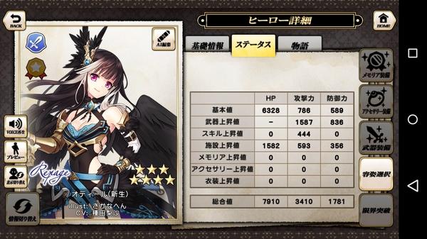 オディール新生最高レベル (2)
