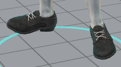 靴とファンタジーポーズ追加 (3)