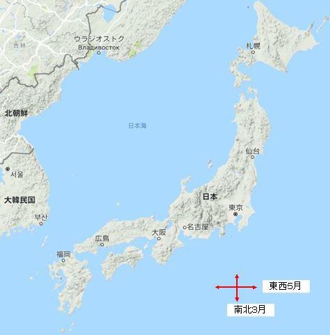 日本列島01