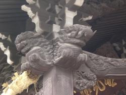 帝釈天 彫刻