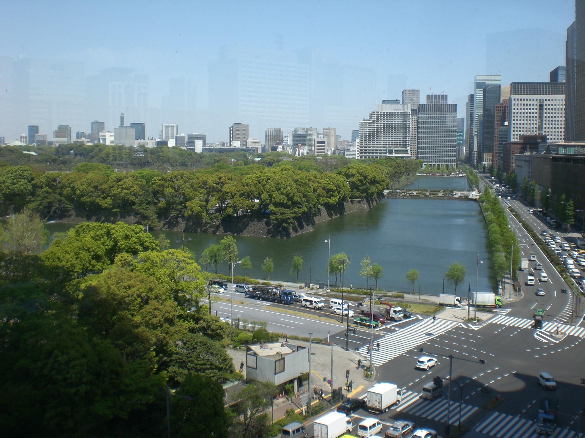 東京ミッドタウン日比谷 展望